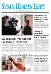 Sydän-Hämeen Lehti 28.01.2011