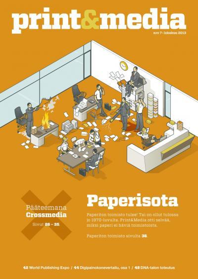 Print Media 7 2013 Lehtiluukku Fi