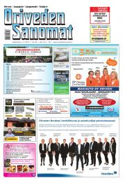Oriveden Sanomat 01.07.2015