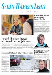 Sydän-Hämeen Lehti 01.02.2011