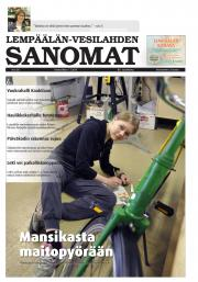 Lempäälän-Vesilahden Sanomat 01.07.2015