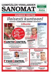Lempäälän-Vesilahden Sanomat 10.01.2011