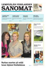 Lempäälän-Vesilahden Sanomat 13.01.2011