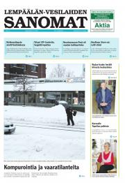 Lempäälän-Vesilahden Sanomat 17.01.2011