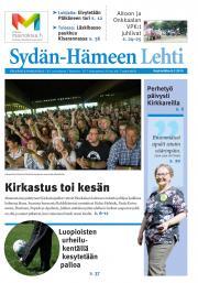 Sydän-Hämeen Lehti 08.07.2015