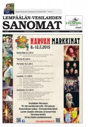 Lempäälän-Vesilahden Sanomat 08.07.2015