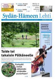 Sydän-Hämeen Lehti 15.07.2015