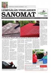 Lempäälän-Vesilahden Sanomat 15.07.2015