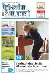 Oriveden Sanomat 15.07.2015