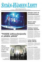 Sydän-Hämeen Lehti 08.02.2011