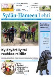 Sydän-Hämeen Lehti 22.07.2015
