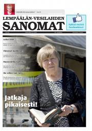 Lempäälän-Vesilahden Sanomat 22.07.2015