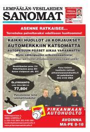 Lempäälän-Vesilahden Sanomat 10.02.2011