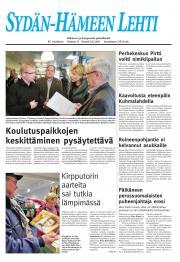 Sydän-Hämeen Lehti 11.02.2011