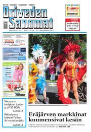 Oriveden Sanomat 29.07.2015