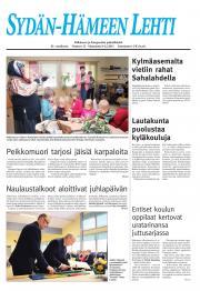 Sydän-Hämeen Lehti 16.02.2011