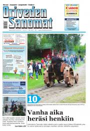 Oriveden Sanomat 05.08.2015