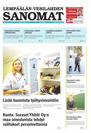 Lempäälän-Vesilahden Sanomat 17.02.2011