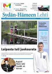 Sydän-Hämeen Lehti 05.08.2015
