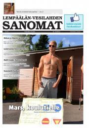 Lempäälän-Vesilahden Sanomat 05.08.2015