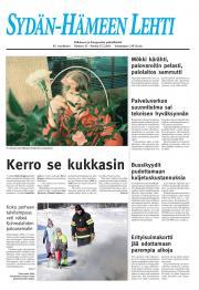 Sydän-Hämeen Lehti 18.02.2011