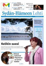 Sydän-Hämeen Lehti 29.7.2015