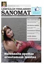 Lempäälän-Vesilahden Sanomat 12.08.2015