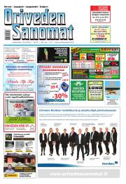Oriveden Sanomat 12.08.2015