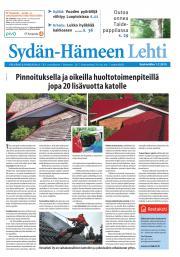 Sydän-Hämeen Lehti 01.07.2015