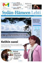 Sydän-Hämeen Lehti 29.07.2015
