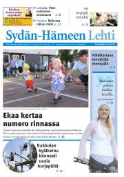 Sydän-Hämeen Lehti 12.08.2015
