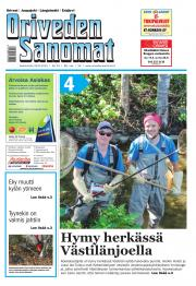 Oriveden Sanomat 26.08.2015