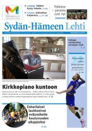 Sydän-Hämeen Lehti 26.08.2015