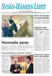 Sydän-Hämeen Lehti 01.03.2011