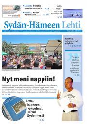 Sydän-Hämeen Lehti 02.09.2015
