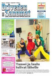 Oriveden Sanomat 02.08.2015