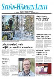 Sydän-Hämeen Lehti 04.03.2011