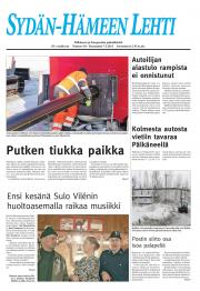 Sydän-Hämeen Lehti 08.03.2011