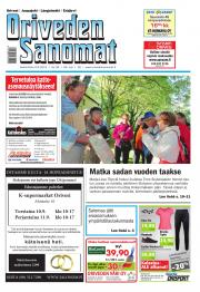 Oriveden Sanomat 09.09.2015