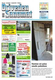 Oriveden Sanomat 16.09.2015