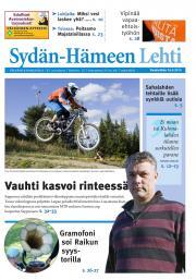 Sydän-Hämeen Lehti 16.09.2015