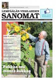 Lempäälän-Vesilahden Sanomat 16.09.2015