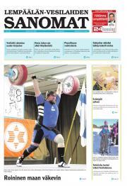 Lempäälän-Vesilahden Sanomat 10.03.2011