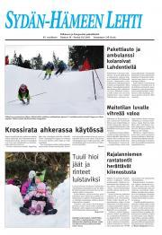 Sydän-Hämeen Lehti 11.03.2011