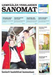 Lempäälän-Vesilahden Sanomat 14.03.2011