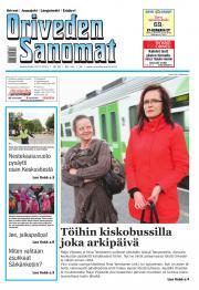 Oriveden Sanomat 23.09.2015