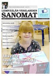 Lempäälän-Vesilahden Sanomat 23.09.2015