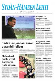 Sydän-Hämeen Lehti 17.03.2011