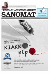 Lempäälän-Vesilahden Sanomat 30.09.2015