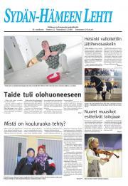 Sydän-Hämeen Lehti 19.03.2011